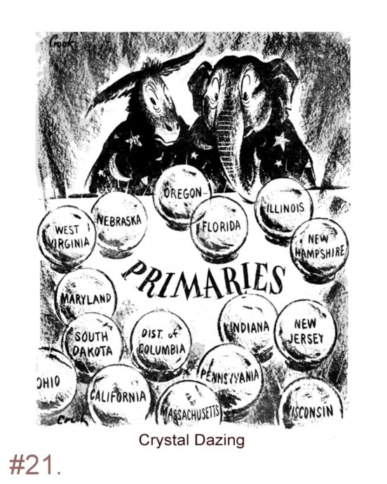 1960 Presidential Primary