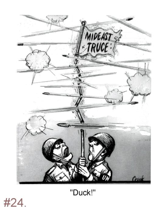 Middle East Truce