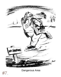 Political Cartoon - 1959